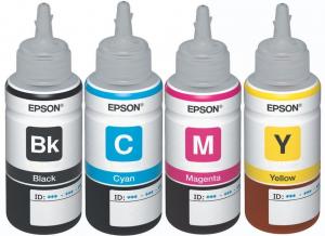 EPSON Flacone 70 ml Ciano x L300/L355/L555 EcoTank