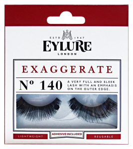 EYLURE Ciglia finte 140 exaggerate intense lashes