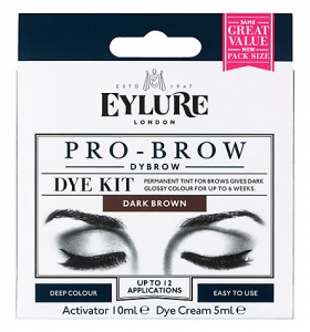 EYLURE Pro-brow Black Tint Permanent Eyebrows