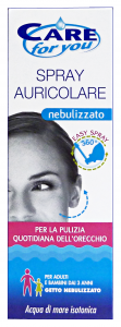 CARE FOR YOU Spray Auricolare 100 Ml. Disinfettanti e igienizzanti