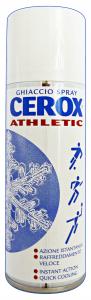 CEROX Ghiaccio spray 200 ml. - Medicazioni e disinfettanti