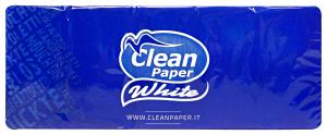 CLEAN Fazzoletti * 10 pz. - fazzoletti di carta