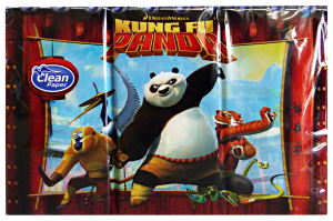 'CLEAN Fazzoletti ''kung-fu panda'' X 6 pz. - Fazzoletti di carta'