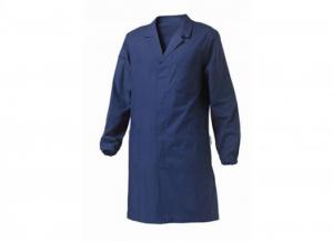 SIGGI Camice capri blu cotone  gr. 160 tg. m 1 pezzo Abbigliamento lavoro