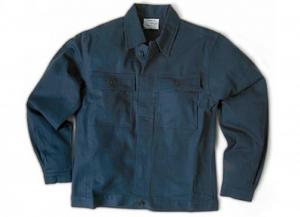 SIGGI Giubbino master massaua sanfor blu 100% cotone tg. 48 1 pezzo Uomo: abbigliamento lavoro