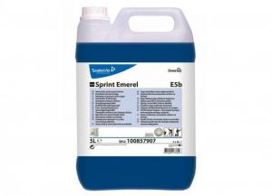 2 pezzi DIVERSEY Sprint emerel detergente schiuma taski lt. 5 Pulizia e cura della casa