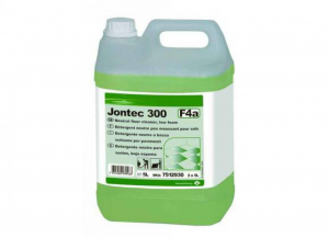 2 pezzi DIVERSEY Jontec 300 detergente neutro per pavimenti taski lt. 5 Pulizia e bucato