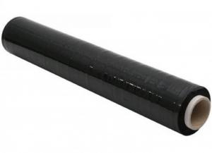 6 stücke BELCOGAMMA Film extensible noir de 30 microns h. 50 30 supérieure à 6 kg. 2.6
