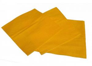 50 pezzi ANNAPAPI Panno antistatico 60x60 giallo gr. 50 mq. Pulizia e bucato