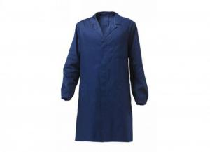 SIGGI Coat Stelvio Blue Cotton gr 190 Tg. 58 1 Piece Clothing Work Man