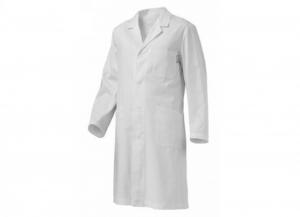 SIGGI Escudo Registro Blanco Poliéster / algodón gr 130 Tg. 52 1 Pieza Ropa Trabajo Hombre