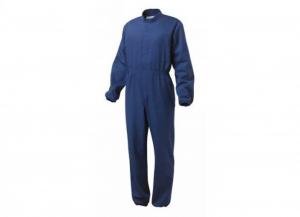 'SIGGI Tuta  c/cerniera ''labor leggera'' blu tg. l/52-54 1 pezzo Uomo: abbigliamento lavoro'