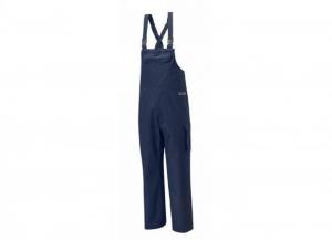 'SIGGI Salopette  ''labor leggera'' blu tg. m/48-50 1 pezzo Uomo: abbigliamento lavoro'