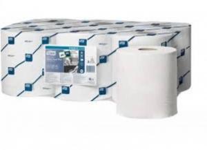 6 pezzi ESSITY Asciugamani estrazione tork reflex bianco 2 veli Bagno: accessori e tessuti