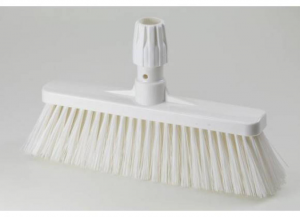 ARISTON Broom Floors White Cm 35 'Hygiene' 1 Piece Cleaning And Care of the house