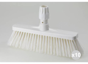 Set 10 ARISTON Broom cm sols blancs. 35 « hygiène » Nettoyants ménagers