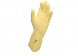 10 stücke ICO Latex-Handschuhe neutral nicht wieder verwendbare gepolsterte tg. das
