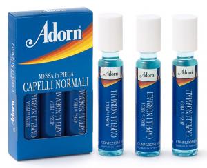 ADORN Ampoules Normal 3 Pièces Produit Pour les cheveux