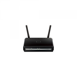 D-LINK Networking Wireless Access Point Ap Wireless 300N Single Band Giga Informatica