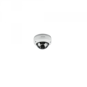 D-LINK Videosorveglianza Telecamera Vigilance Full Hd Per Esterni Vandalproof Poe Dome Cam Informatica