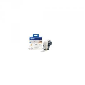BROTHER Consumabile Nastro 400 Etichette Adesive Carta Ner0 Bianco 29X90 Informatica