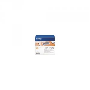 BROTHER Consumabile Nastro 600 Etichette Ad Carta Ner0 Bianco 102X51 Informatica
