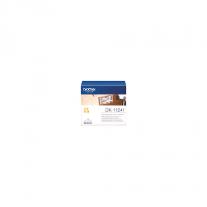 BROTHER Consumabile Nastro 200 Etichette Adesive Carta Ner0 Bianco 102X152 Informatica