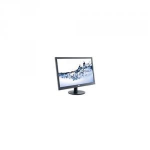 AOC Monitor Schermo Led 24 Pollici 24 16 9 1920X1080 1Ms Dvi-D Vga Black Informatica
