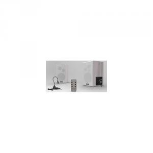 EMPIRE Strumentazione Audio Professionale Sistema 2.0 Wb-160 White Informatica