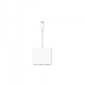APPLE Cable Adapter Smartphone Telephone Multiport From Usb-C To Av Digital Information technology