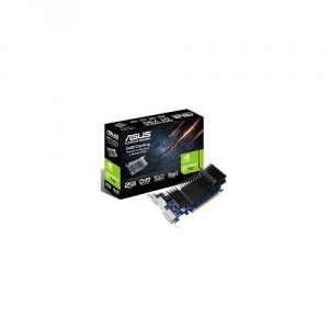 ASUS Card Graphics Nvidia Gt730-Sl-2Gd5-Brk Gt730 Nvidia 2Gd5 64Bit Pcie2.0 Information technology