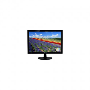 ASUS Monitor Led 18.5 Inches 18.5 / 5Ms / 1366X768 / 50Ml: 1 / Vga / 250Cd / Black Information technology