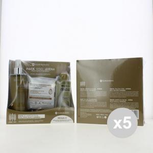 Set 5 FLOR DE MAYO Packviso -Avena- Acqua Micellare Struccanti in vendita online