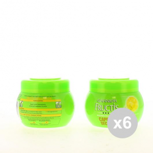 Set 6 FRUCTIS Mask 300 Hair Buckets Serums And Oli Products For Hair