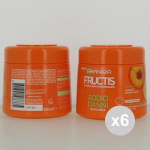 Set 6 FRUCTIS Mask 300 Goodbye Damage Serums And Oli Products For Hair