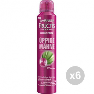 Set 6 FRUCTIS Style 200 Lacca Chioma Fluent Lacche And Spray For hair