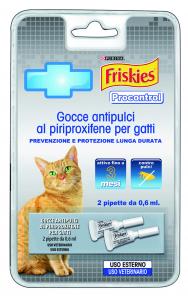 BOB MARTIN Gatto Gocce Antiparassitario 2 Pezzi 5122109  Animali Domestici