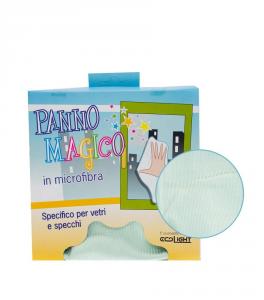 GENERAL FIX Panno Magico In Microfibra Vetri, Specchi E Acciaio Inossidabile