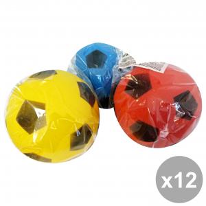 Set 12 Balle éponge GLOBO Jouets