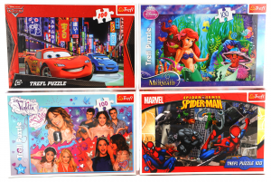 GLOBO Puzzle Disney 100 Pezzi 7+ Anni 07224 Giochi Per Bambini