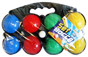 GLOBO Game Bowls With water 362517 - Toys