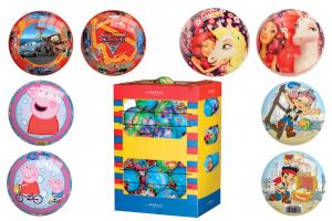 GLOBO Bimbo Pallone Cartoni Animati 07219 Giochi Per Bambini