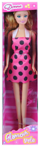 GLOBO Doll Articulated 29 Cm 36112 Toys