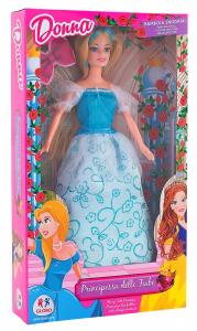 GLOBO Spiel Püppchen Prinzessin Fashion 38167