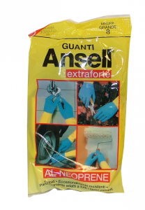 ANSELL Guantes Extraforti Tamaño l - Guantes
