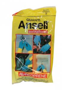 ANSELL Guanti extraforti taglia L - guanti