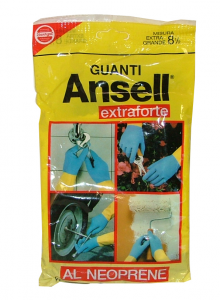 ANSELL Guantes Extraforti Tamaño XL - Guantes