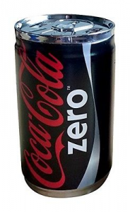 COCA COLA Co-Pwcanl-104Z 10400Mah 2Usb Lattina Accessori Smartphonhe