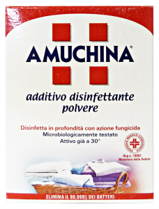 AMUCHINA Disinfectant Laundry 500 gr Detergents House