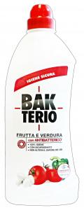 BAKTERIO Igieniz.frutta/verdura 1 lt. - Medicazioni e disinfettanti